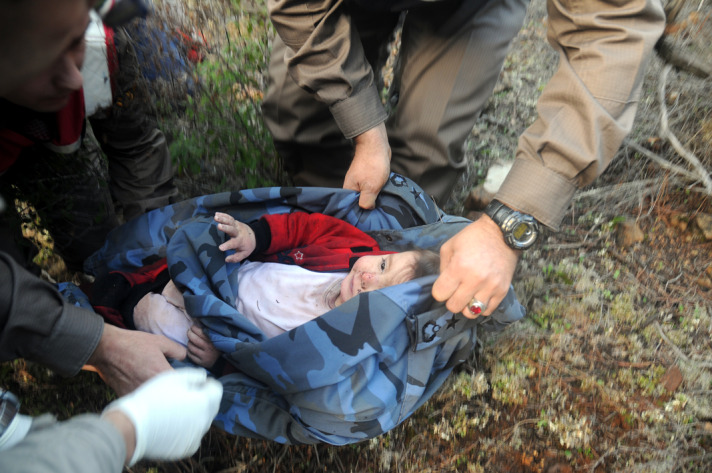 Turkish baby found alive a day after deadly car accident