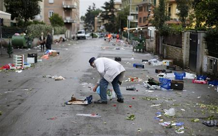 Poverty in Italy hits record levels - Turkey and World News