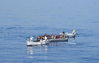 At least 140 irregular migrants held in Turkey