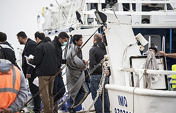 Over 150 irregular migrants held in Turkey