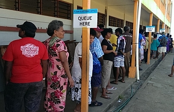 Fiji sets date for second post-coup election