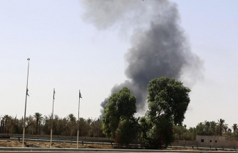 Fire erupts in US embassy in Libya's Tripoli