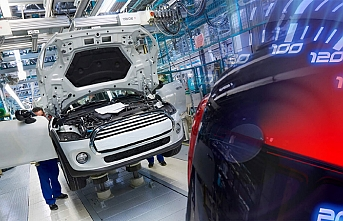 Turkey's auto production at 1.3M in Jan.-Oct.