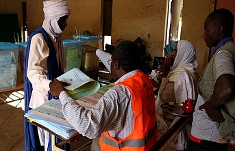 Mauritanians vote in run-off to parliament, local polls