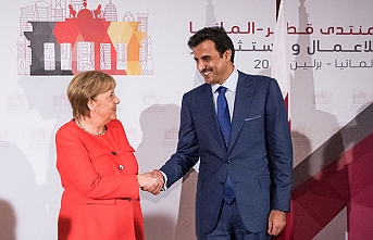 Qatar emir plans 10B euros of investment in Germany