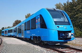 Unique HYDROGEN train started operating in Germany