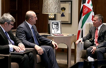 Turkey to hold ministerial meeting with Jordan