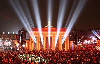 28th anniversary of reunification celebrated in Germany