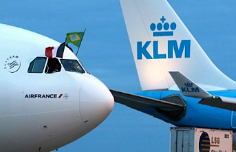 Air France-KLM gets boost from employee accord