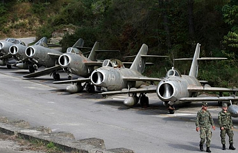 Albania's Air Base, set to become a NATO station