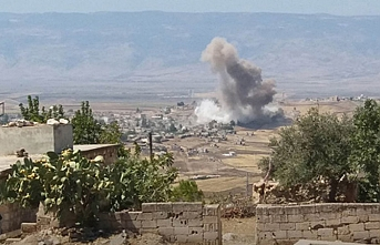 US-led coalition strikes mosque, kills 7 in east Syria