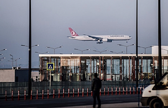 Istanbul Airport's first flight takes off for Ankara