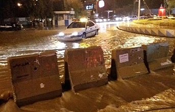 Storm kills one, injures 15 in western Iran