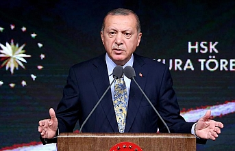 Turkey's operations in N. Iraq to continue: Erdogan