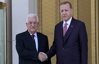 Abbas, Erdogan discuss Israel's recent Gaza aggression
