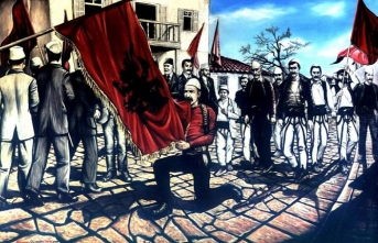 Albania celebrates it's 106 year of Independence