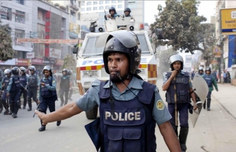 Bangladeshi opposition leader found dead