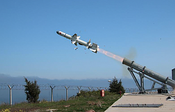 First Turkish sea missile set for mass production