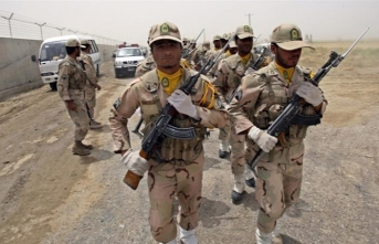 Iranian border guard killed near Iraqi border
