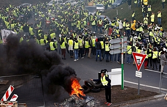 'Yellow nightmare' in Brussels