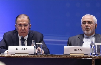 Russian, Iranian FMs meet for bilateral, regional talks
