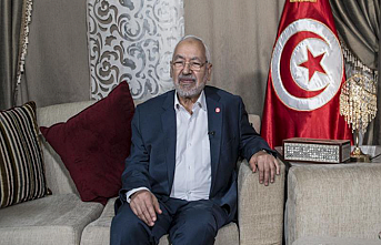 Tunisian revolution not for export says Rachid Ghannouchi