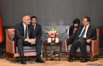 Turkey, China discuss boosting tourism cooperation