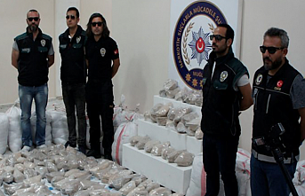 Turkish police seizes over 9 kg of cocaine from ship
