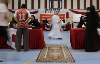 Bahrainis vote in election runoff