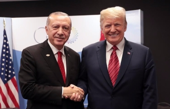 Erdogan, Trump meet on G20 sidelines in Argentina