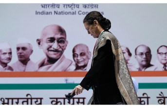 India's congress party restored balance of power in national politics