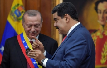 Turkey and Venezuela to shape 'magnificent' future