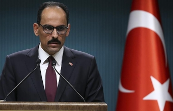 Turkey: Terrorists cannot be allies of US