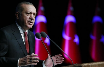 Turkish president unveils second 100-day action plan