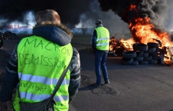 'Yellow vest' protester dies in France after being hit by truck