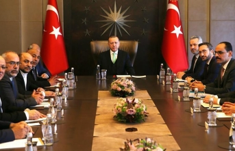 Turkish president receives Arab Knesset members