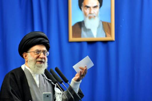 Iran supreme leader blames West for ISIL rise