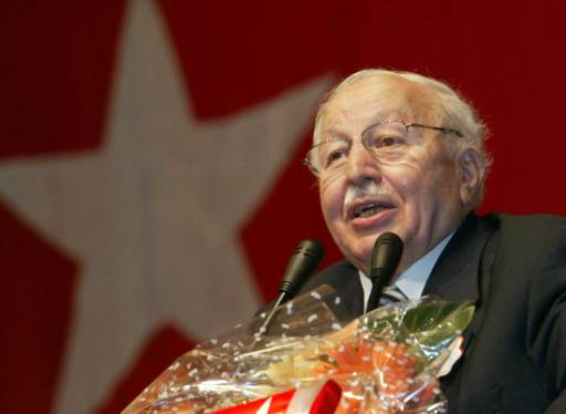 Turkey remembers political great Necmettin Erbakan