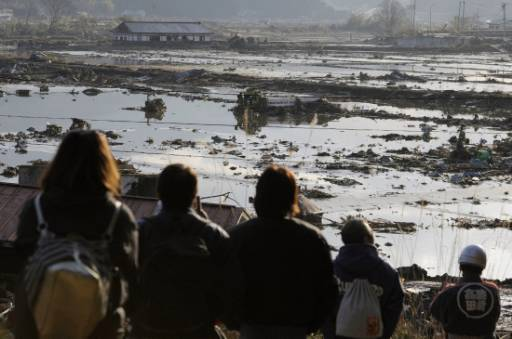 Japan's tsunami survivors suffer in silence after three years