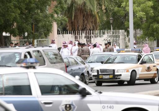 Four killed as Saudi Arabia hunts gunmen who attacked Shi'ites