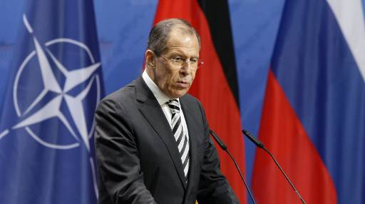 Russia's Lavrov warns of 'fratricidal war' in Ukraine