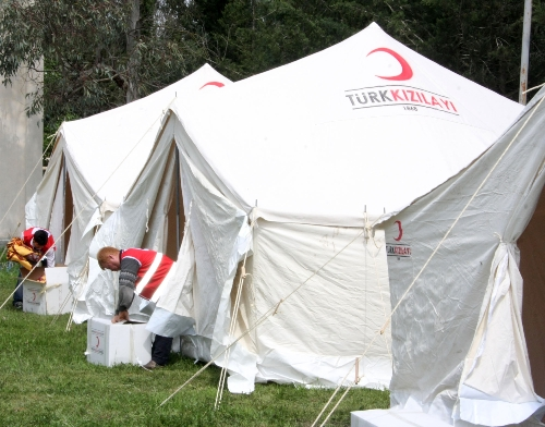 Turkish Red Crescent launches aid for Iraqi Turkmen