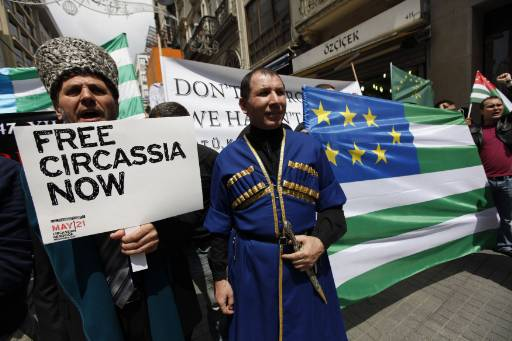 Circassians: a tragic tale of 150 years in exile