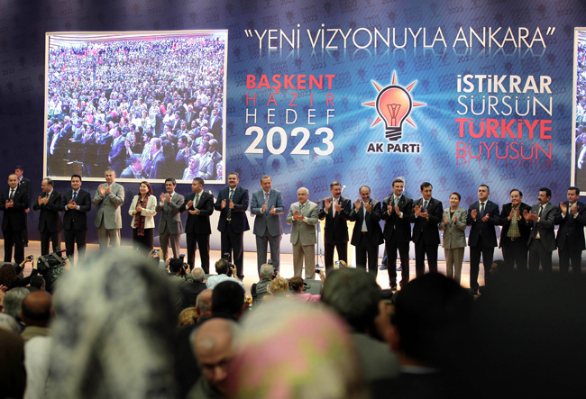 Election board rejects Turkish opposition call for Ankara re-run
