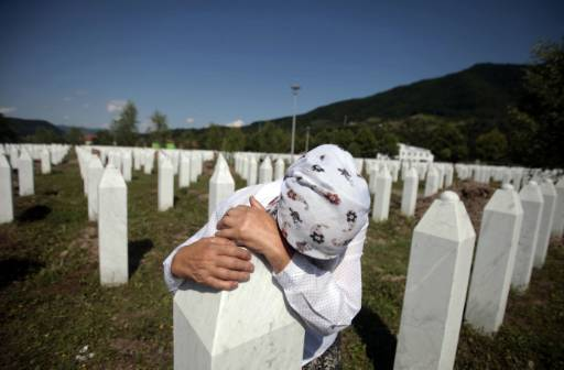 Bosnian war victims slam monument for Russian fighters