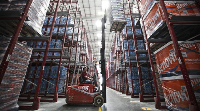 Turkish exports up in January