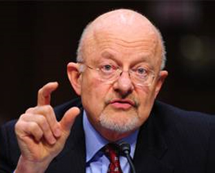 US spy chief says Russia 'certainly' a suspect in diplomat comment flap