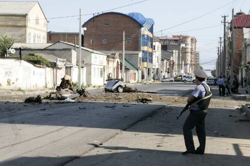 Russia's anti-terror operations kill 3 in Dagestan