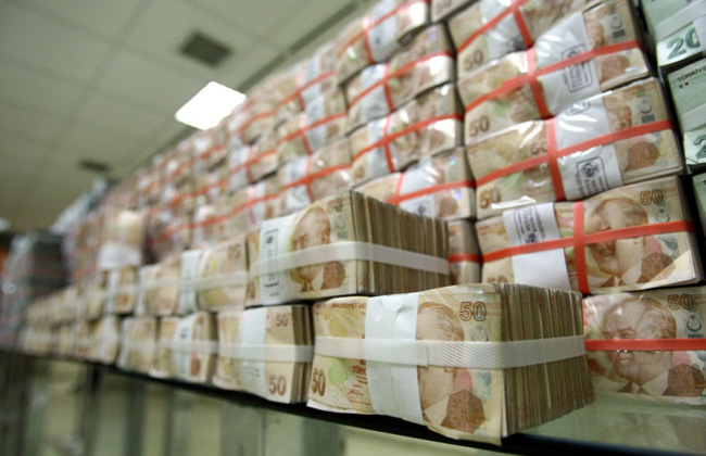 Turkey's Central Bank reserves up