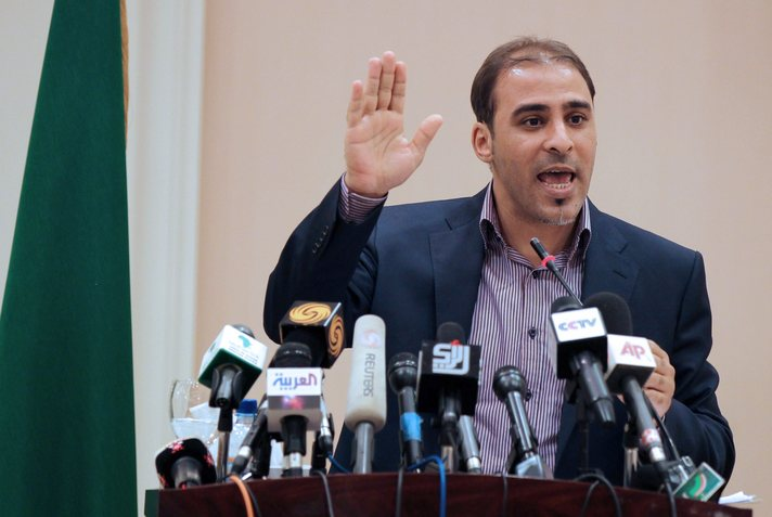 Former Gaddafi spokesman expelled from Egypt